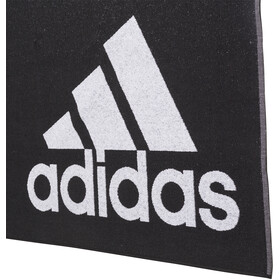 adidas Towel L black/white